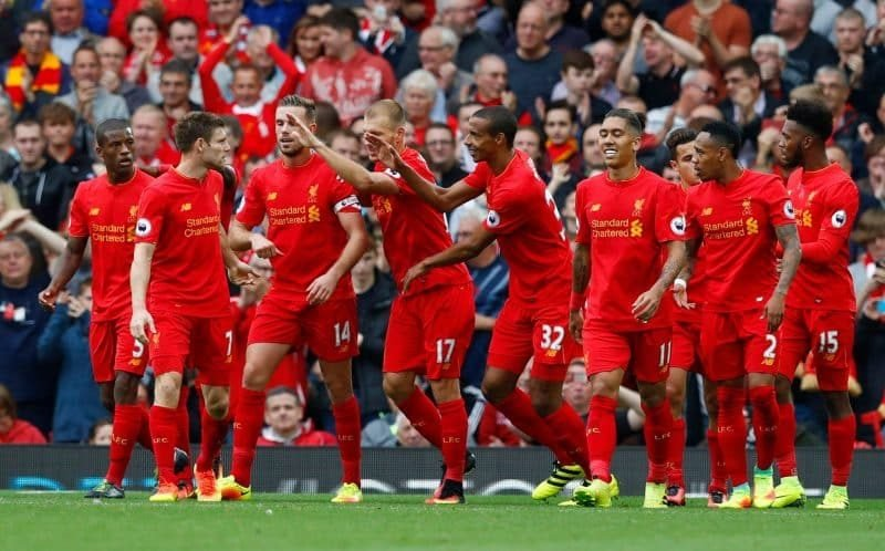 Premier League  –  Manchester City – Liverpool