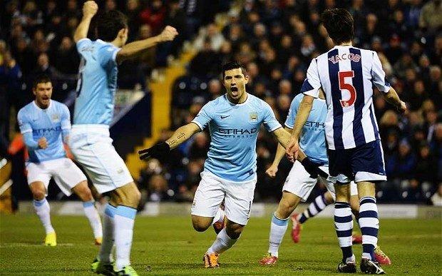 28.10 Premier League, West Bromwich – Mancherster City