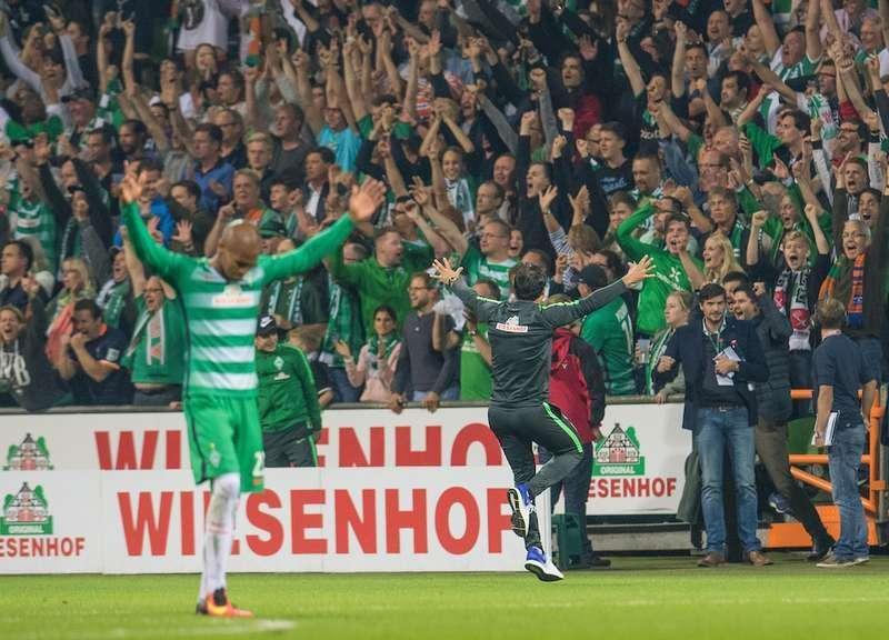 03.11. Bundesliga. Eintracht Frankfurt – Werder Brema