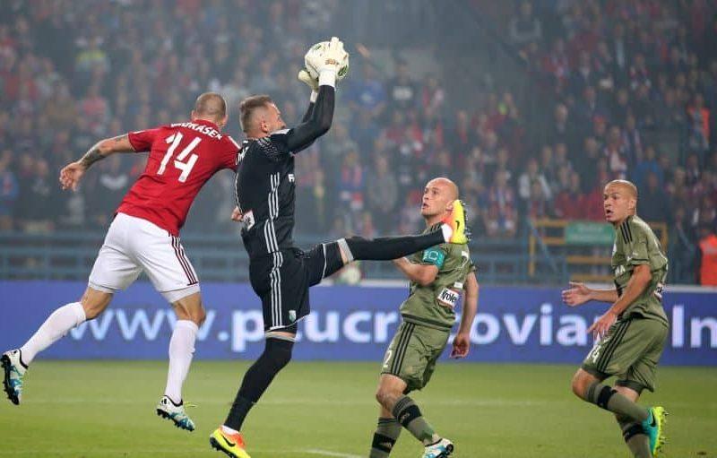 22.10 Ekstraklasa – Wisła Kraków – Legia Warszawa