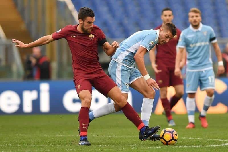 18.11 Serie A – AS Roma – Lazio