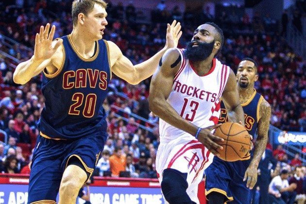 10.11 NBA, Houston Rockets – Cleveland Cavaliers