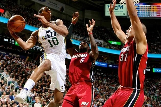 11.11 NBA, Utah Jazz – Miami Heat