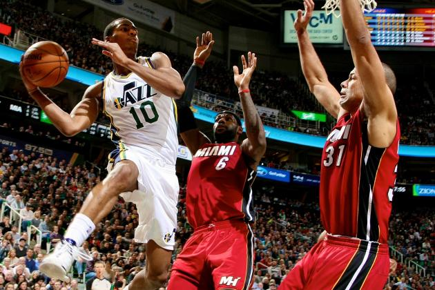 11.11 NBA, Utah Jazz - Miami Heat
