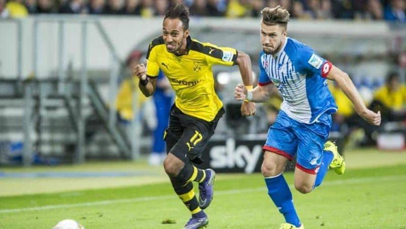 16.12 Bundesliga – Borussia Dortmund – Hoffenheim