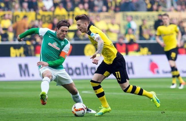 08.12 Bundesliga – Borussia Dortmund – Werder Brema