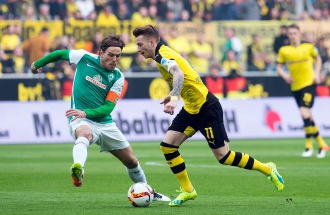 Borussia Dortmund - Werder Brema