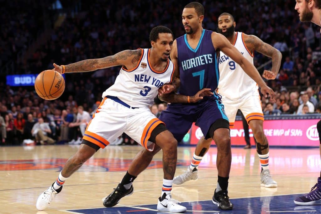 NBA - Charlotte Hornets - New York Knicks