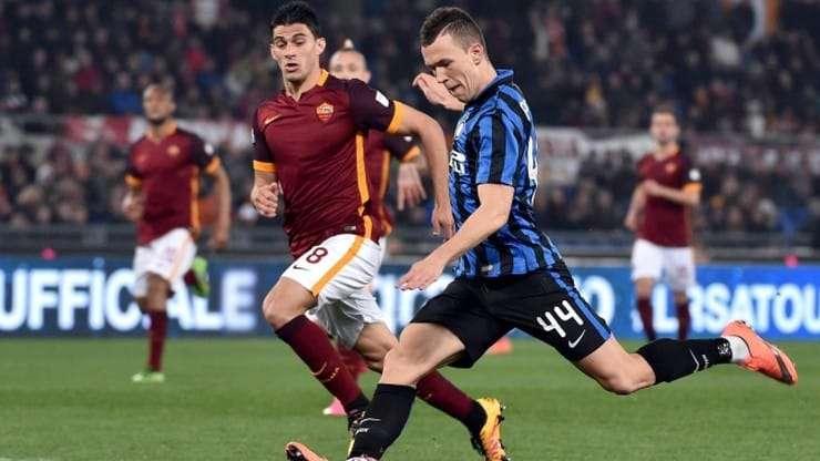 Inter Mediolan - AS Roma