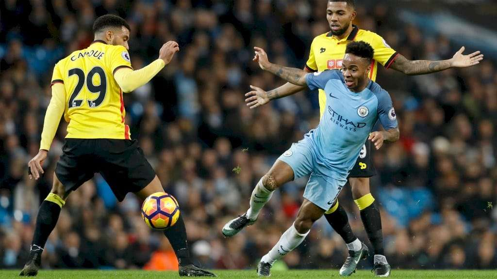 Manchester City - Watford FC