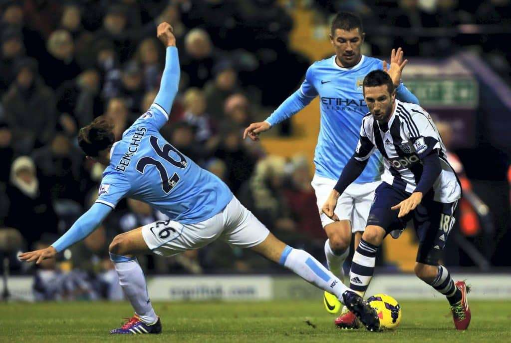 Premier League - Manchester City - West Bromwich Albion
