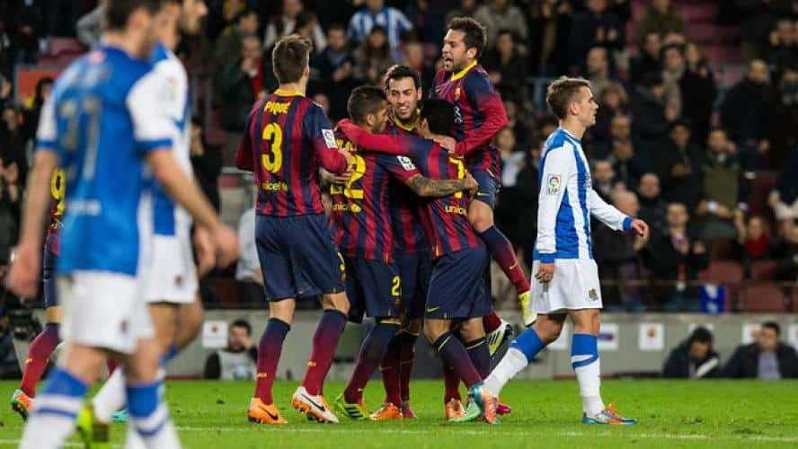 Real Sociedad San Sebastián - FC Barcelona