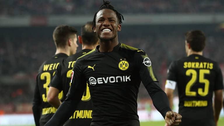 Borussia Dortmund - Hamburger SV - Postawić na Batshuayi