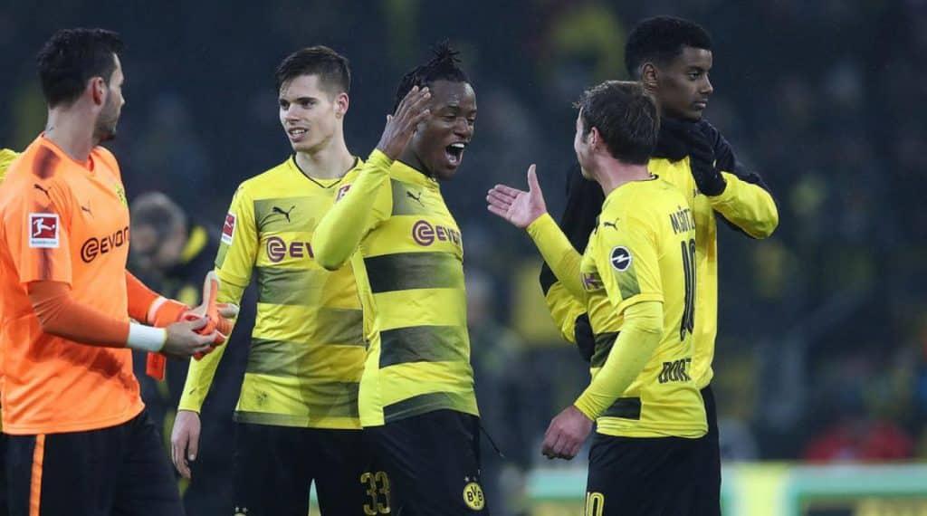 Liga Europy - Borussia Dortmund vs Atalanta