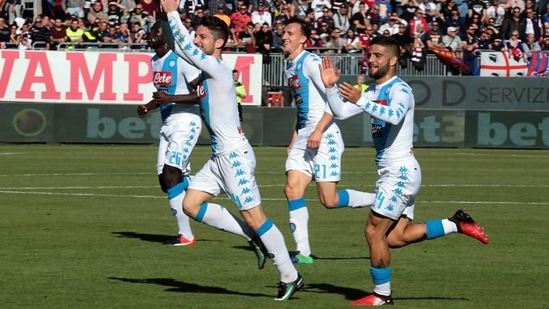 26.02 Serie A – Cagliari vs Napoli – Zielu coś trafi ? Sprawdź ile za bramkę reprezentanta.