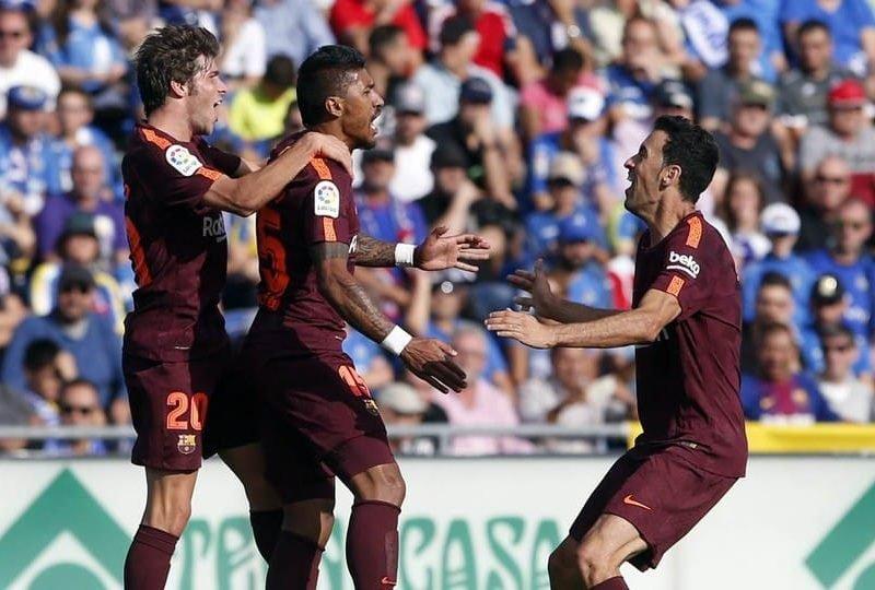 11.02 La Liga – FC Barcelona – Getafe – Messi i Suarez trafią? Zobacz jak postawić!