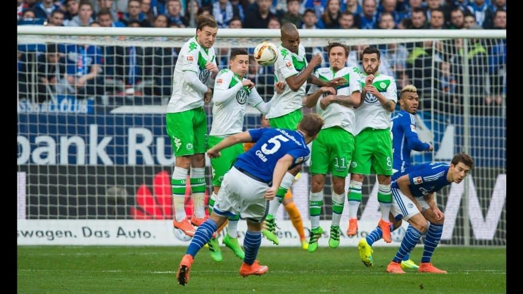 FC Schalke 04 - Wolfsburg