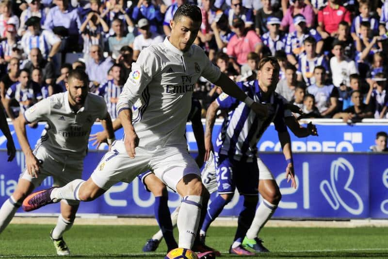 Real Madrid vs Deportivo Alaves