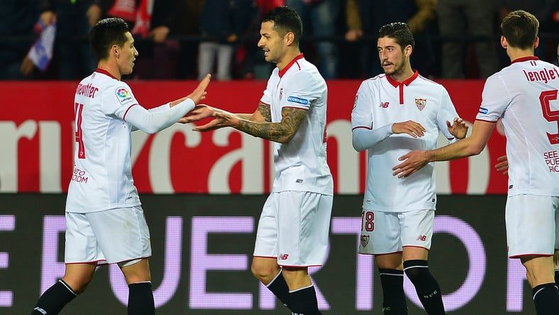 21.02 Champions League – Sevilla vs Manchester United – Wypieki na twarzy murowane. Zgarnij kod i postaw.
