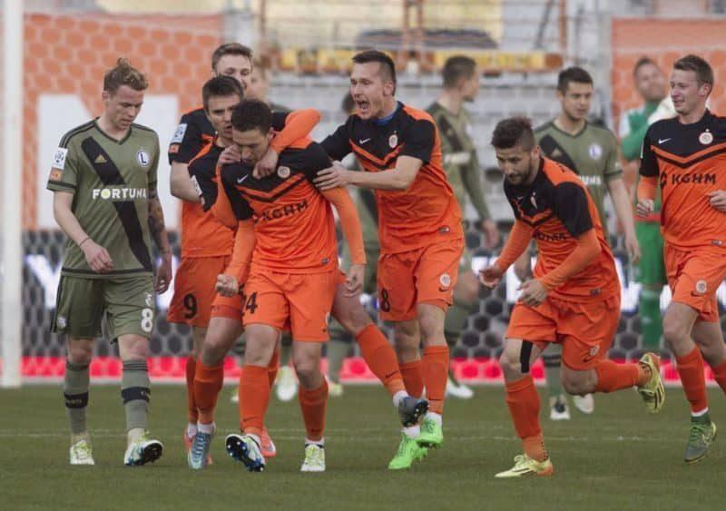 9.02 Ekstraklasa – Zagłębie Lubin vs Legia Warszawa – Legia pewniakiem mimo wyjazdu?