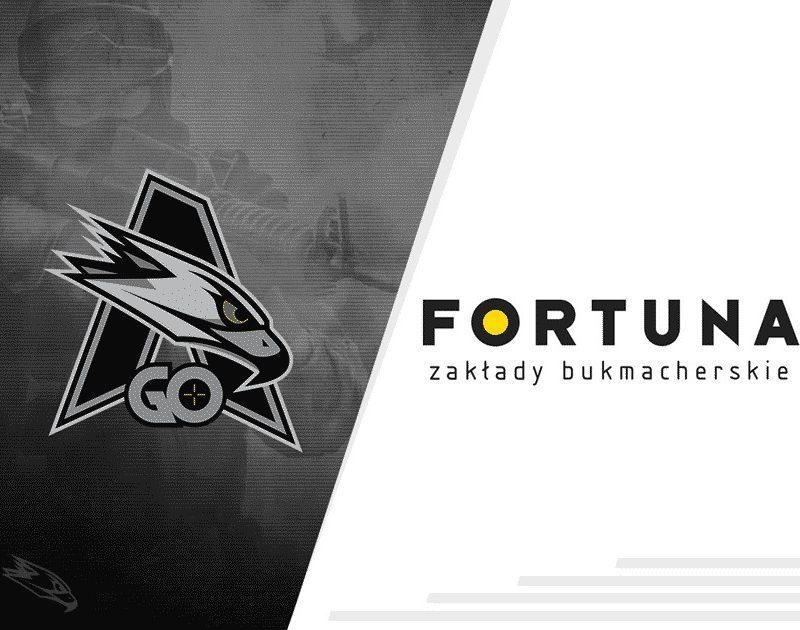Polski Bukmacher FORTUNA oficjalnym sponsorem AGO Esports!