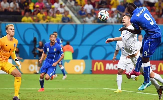 Anglia vs Włochy