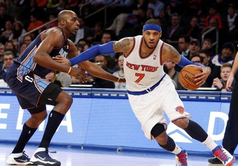 Legalni bukmacherzy online dobrze płacą za spotkanie Cahrlotte Hornets vs New York Knicks