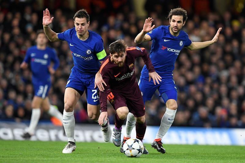 FC Barcelona vs Chelsea Londyn