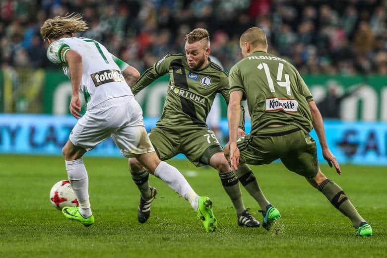 Lechia Gdańska vs Legia Warszawa