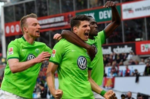Borussia`M vs Wolfsburg