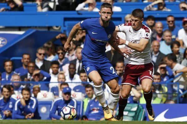 Poznaj typy piłkarskie na spotkanie Burnley – Chelsea w Premier League