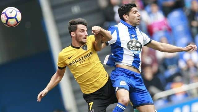 Deportivo la Coruna vs Malaga