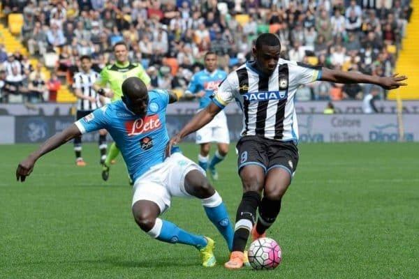 Co Legalni bukmacherzy w Polsce myślą o meczu Napoli – Udinese