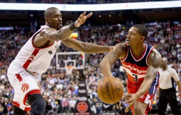 Legalni bukmacherzy online na mecz Washington Wizards – Toronto Raptors