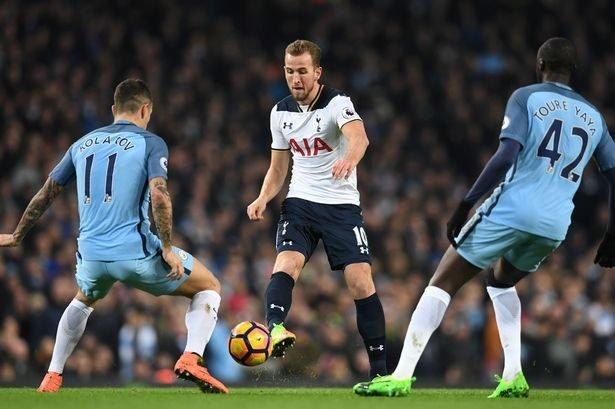 Polscy bukmacherzy na teraz! – Tottenham vs Manchester City