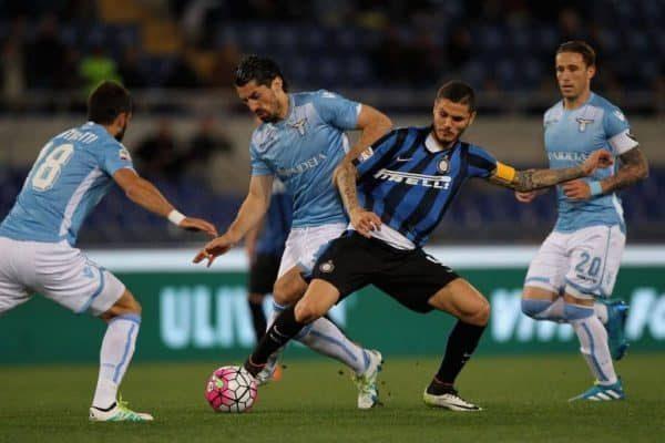Legalni bukmacherzy zarejestrowani w Polsce reklamują starcie Lazio vs Inter