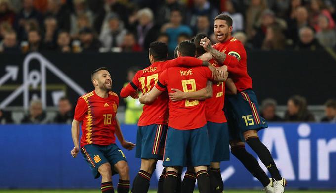 Hiszpania vs Rosja