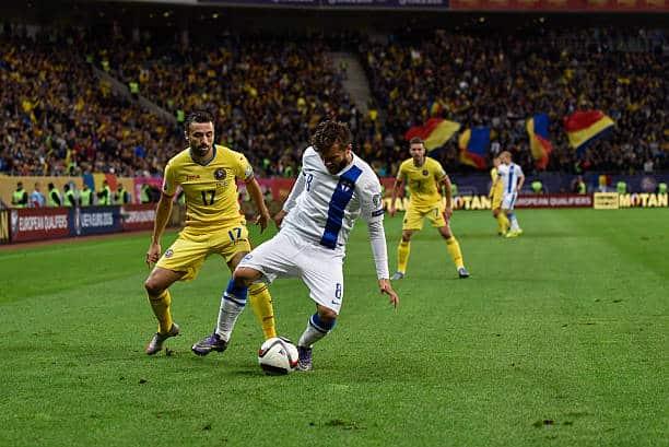 Rumunia - Finlandia