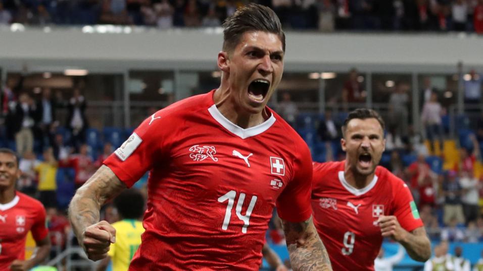 Serbia vs Szwajcaria