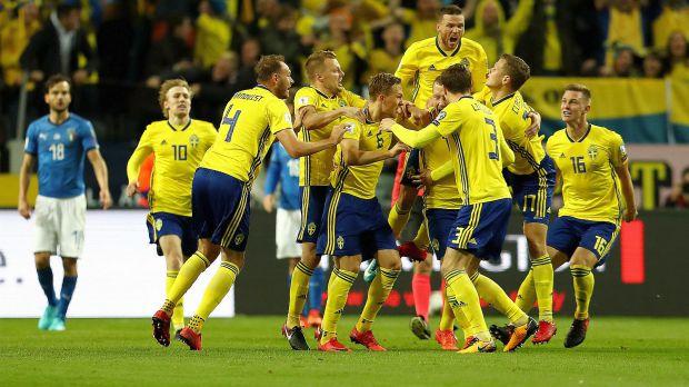 Szwecja vs Peru