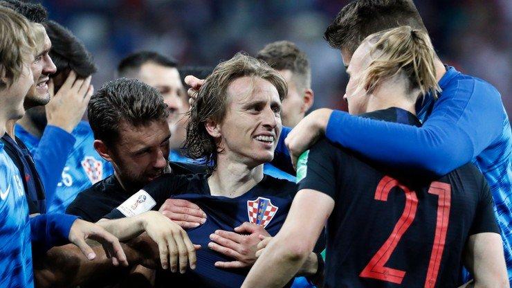 Chorwacja vs Dania