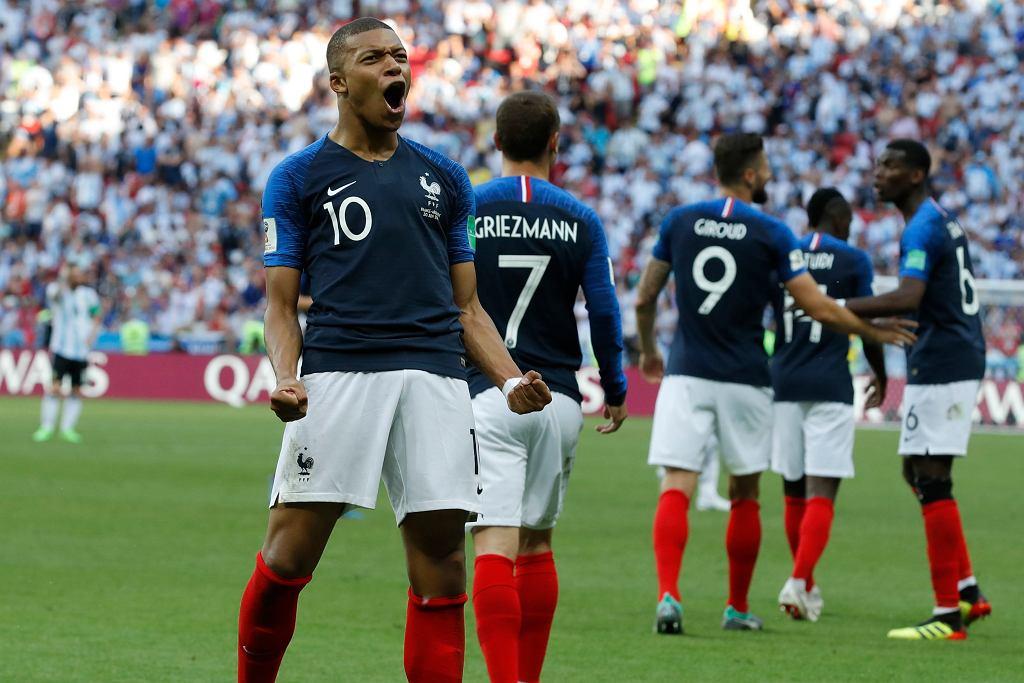 Francja vs Urugwaj