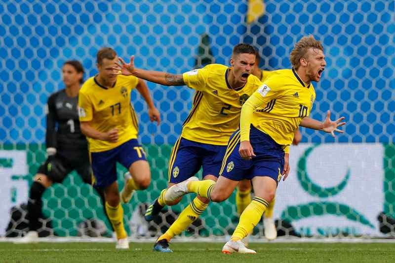 Szwecja vs Anglia