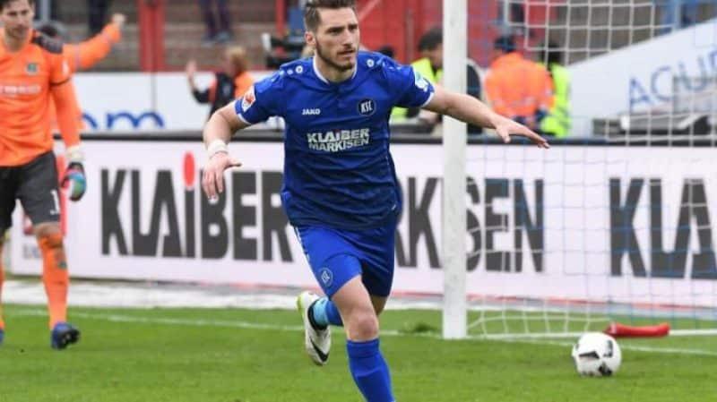 Karlsruher vs Hannover
