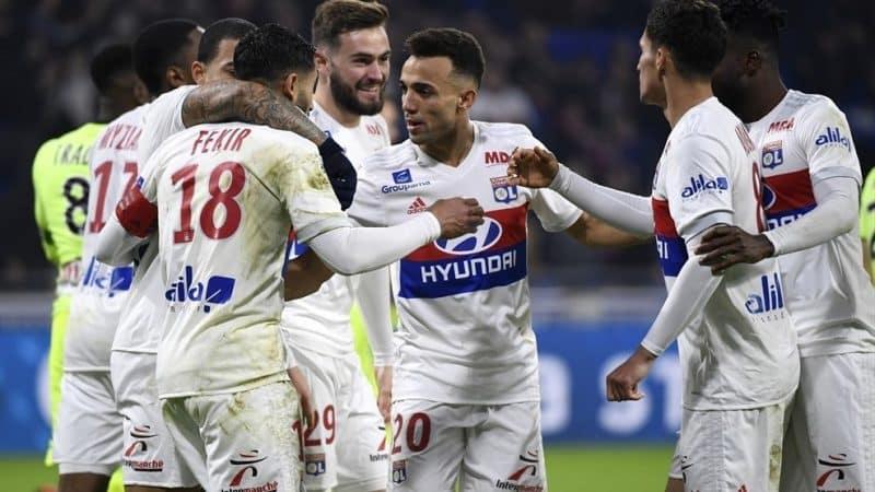 Olympique Lyon vs Aimes
