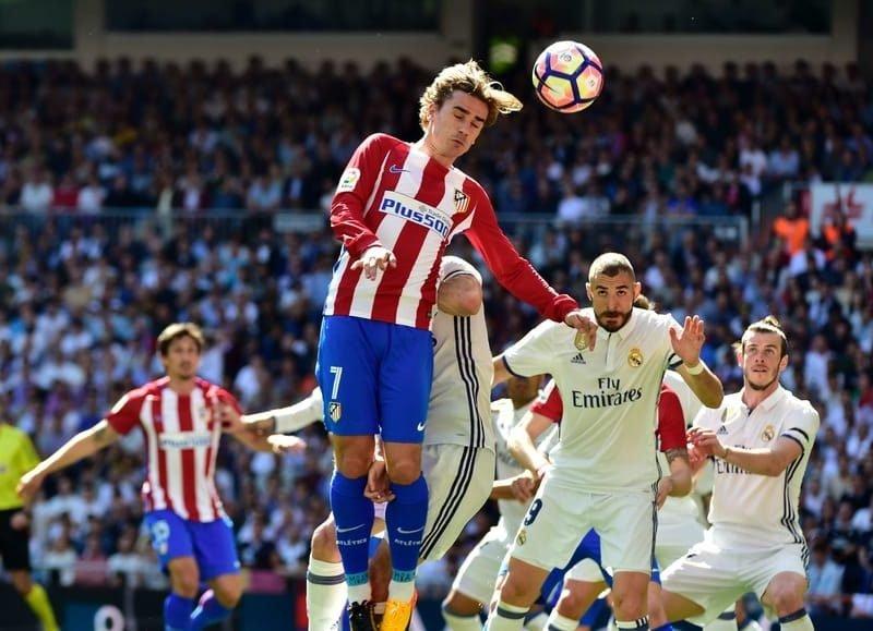 Poznaj typy piłkarskie na spotkanie Real Madryt – Atletico Madryt!