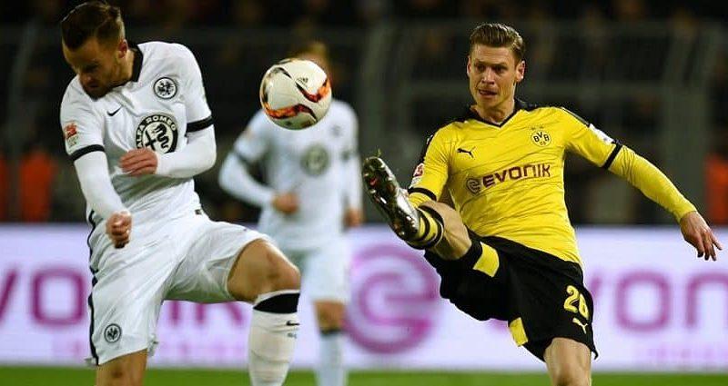 Borussia – Eintracht w ofercie LVBet zakładów bukmacherskich