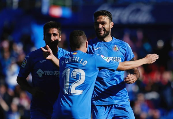 Deportivo Alaves vs Getafe