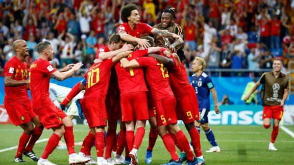 Szkocja vs Belgia